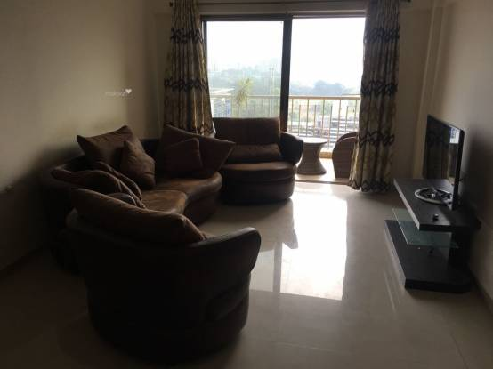 1191 sqft, 2 bhk Apartment in Kalpataru Harmony Wakad, Pune at Rs. 27000