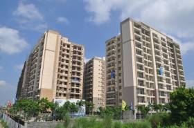 1,288 sq ft 2 BHK + 2T Apartment in Omaxe Residency Phase 1