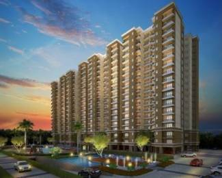 1775 sqft, 3 bhk Apartment in Omaxe Waterscapes Gomti Nagar Extension, Lucknow at Rs. 66.9600 Lacs
