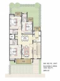 1550 sqft, 3 bhk BuilderFloor in Puri Amanvilas Sector 89, Faridabad at Rs. 62.5000 Lacs