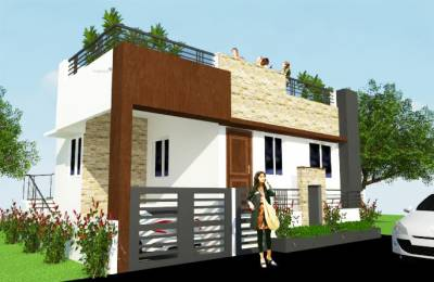 813 sqft, 2 bhk IndependentHouse in Builder Project Maraimalai Nagar, Chennai at Rs. 32.5000 Lacs