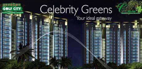 1820 sqft, 3 bhk Apartment in Rishita Celebrity Greens Sushant Golf City, Lucknow at Rs. 78.0000 Lacs