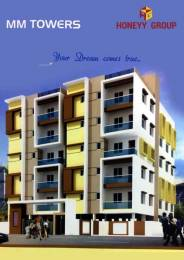 1295 sqft, 3 bhk Apartment in Builder Project Auto Nagar, Visakhapatnam at Rs. 39.2000 Lacs