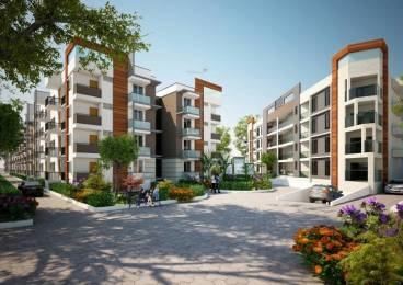 1013 sqft, 2 bhk Apartment in MJ Lifestyle Astro Electronic City Phase 2, Bangalore at Rs. 41.9101 Lacs