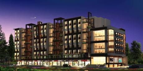 1710 sqft, 3 bhk Apartment in Golechha Mangalam Shraddha Ganeshpeth, Nagpur at Rs. 95.0000 Lacs