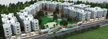 805 sqft, 2 bhk Apartment in Builder paradise hills Hingna, Nagpur at Rs. 17.3000 Lacs