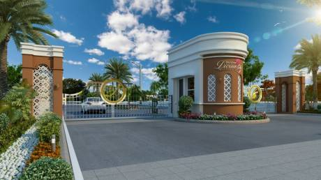 1500 sqft, Plot in Builder Divine City New Jail Road, Lucknow at Rs. 8.9850 Lacs