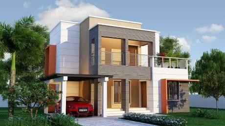 1374 sqft, 3 bhk Villa in Tulsi Greenfield Kakkanad, Kochi at Rs. 72.0000 Lacs