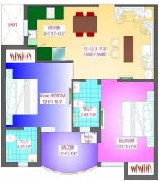 965 sqft, 2 bhk Apartment in Trehan Status Residency Sector 94 Bhiwadi, Bhiwadi at Rs. 22.5000 Lacs