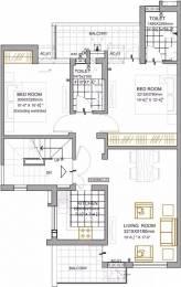 925 sqft, 2 bhk Apartment in Vatika Emilia Floors Sector 82, Gurgaon at Rs. 13000
