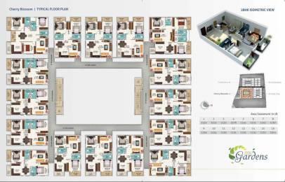 1141 sqft, 2 bhk Apartment in Virani JRK Gardens T C palya, Bangalore at Rs. 42.5000 Lacs