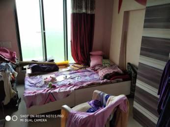 700 sqft, 1 bhk Apartment in Shriram Tanmay Arcade Rabale, Mumbai at Rs. 19000