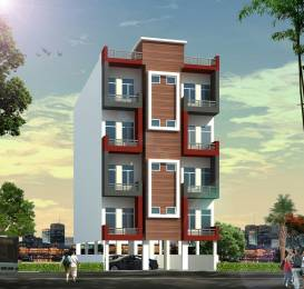 1200 sqft, 2 bhk Apartment in Builder Diamond Apartments Indira Nagar, Lucknow at Rs. 40.0000 Lacs