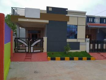 1250 sqft, 2 bhk IndependentHouse in Builder VRR Homes Kundanpally, Hyderabad at Rs. 35.2500 Lacs