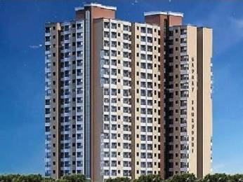 435 sqft, 1 bhk Apartment in Ravi Gaurav Samruddhi Mira Road East, Mumbai at Rs. 50.0000 Lacs