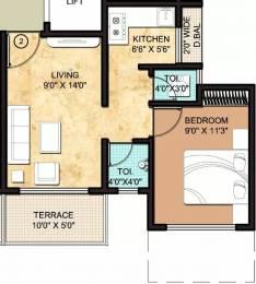 650 sqft, 1 bhk Apartment in Moraj Maa Smriti Khopoli, Mumbai at Rs. 5000
