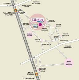 800 sqft, 2 bhk Apartment in Rashmi Woodland Complex Vasai, Mumbai at Rs. 41.0000 Lacs