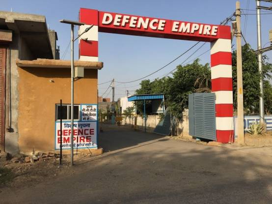 540 sqft, Plot in Blueplanet Defence Empire Tilpata Karanwas, Greater Noida at Rs. 7.8000 Lacs