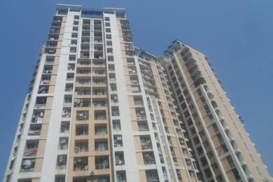 965 sqft, 2 bhk Apartment in Sudarshan Sky Garden Thane West, Mumbai at Rs. 1.0000 Cr