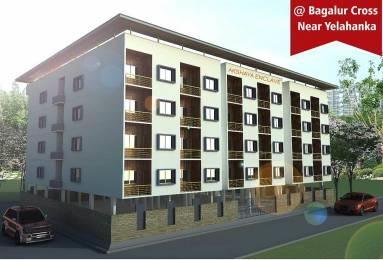 900 sqft, 2 bhk Apartment in Builder Project Yelahanka, Bangalore at Rs. 27.0000 Lacs