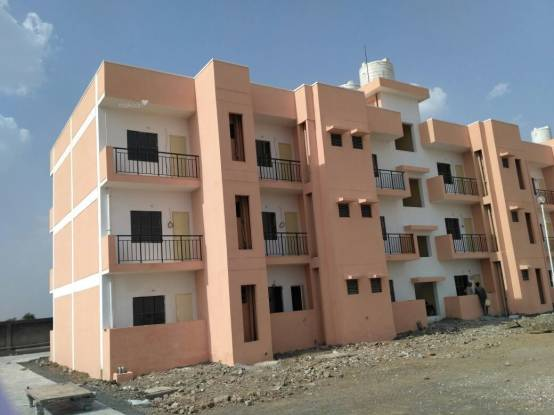340 sqft, 1 bhk Apartment in omaxe ltd City Apartment Mayakhedi, Indore at Rs. 5.0000 Lacs