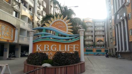 550 sqft, 1 bhk Apartment in KBG Life Infra Pvt Ltd Karol Bagh Grand Bardari, Indore at Rs. 13.0000 Lacs