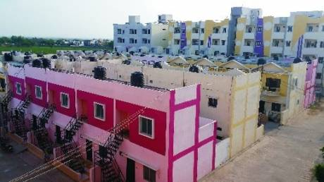 462 sqft, 1 bhk Apartment in Builder shri ram kamal residency gandhi nagar, Indore at Rs. 10.0000 Lacs
