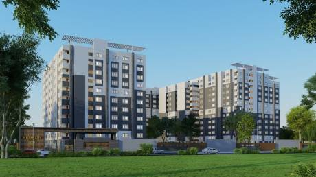 851 sqft, 2 bhk Apartment in Hebron Avenue Ramamurthy Nagar, Bangalore at Rs. 35.0000 Lacs