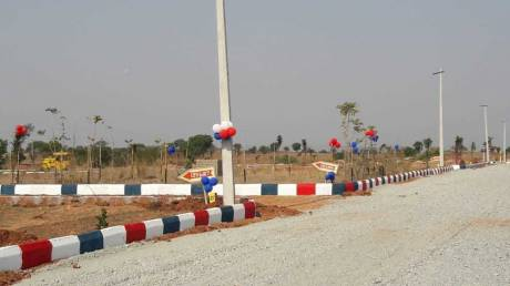 200 sqft, Plot in Builder Airport county Timmapur, Hyderabad at Rs. 6.0000 Lacs