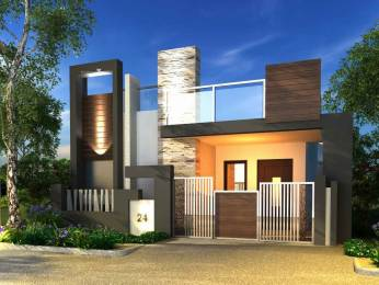 880 sqft, 2 bhk Villa in Mitta Iris Hosur, Bangalore at Rs. 23.5000 Lacs