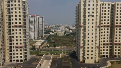 1460 sqft, 3 bhk Apartment in DLF Westend Heights New Town Begur, Bangalore at Rs. 80.0000 Lacs