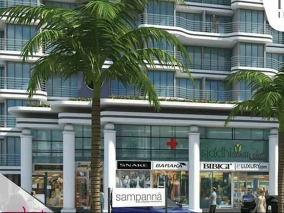 672 sqft, 1 bhk Apartment in Tharwani Vedant Millenia Titwala, Mumbai at Rs. 30.5220 Lacs