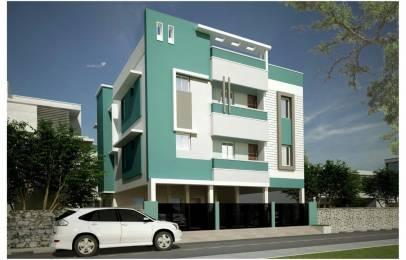 796 sqft, 2 bhk Apartment in Builder sri sai homesbharathi nagar Bharathi Nagar, Chennai at Rs. 35.6280 Lacs