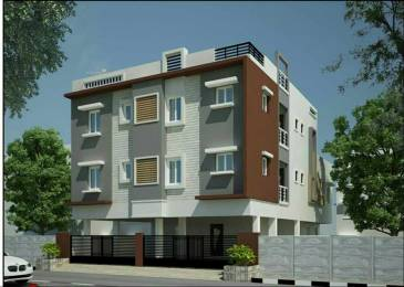 825 sqft, 2 bhk Apartment in Builder sri vinayaga homes Bharathi Nagar, Chennai at Rs. 47.5418 Lacs