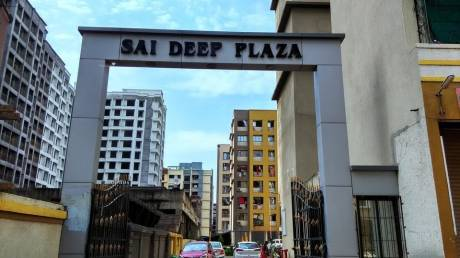 590 sqft, 1 bhk Apartment in Dharti Sai Deep Tower Nala Sopara, Mumbai at Rs. 21.5000 Lacs