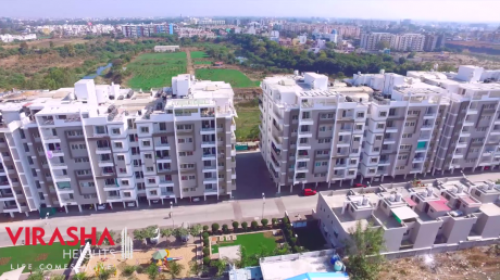 1710 sqft, 3 bhk Apartment in Builder virasha Heights Bawadiya Kalan, Bhopal at Rs. 49.0000 Lacs