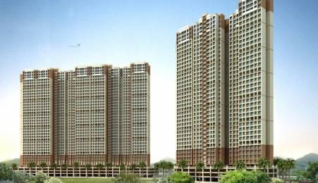 705 sqft, 1 bhk Apartment in Clan City Ruby Kharghar, Mumbai at Rs. 58.0000 Lacs