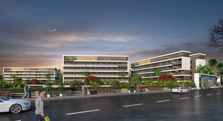 716 sqft, 1 bhk Apartment in Mahaavir Majesty Taloja, Mumbai at Rs. 35.0000 Lacs