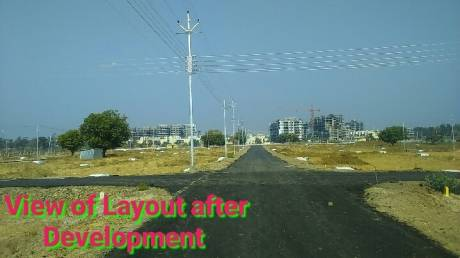 5600 sqft, Plot in Builder Sonari 2 Near VCA stadium, Nagpur at Rs. 67.1800 Lacs