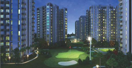 1350 sqft, 2 bhk Apartment in Silverglades The Melia Sector 35 Sohna, Gurgaon at Rs. 68.8500 Lacs