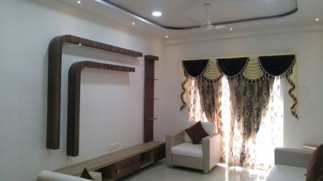 1255 sqft, 3 bhk Apartment in Sky Kasturi Heights Wathoda, Nagpur at Rs. 83.9050 Lacs