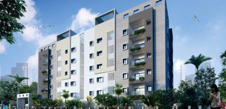 1919 sqft, 3 bhk Apartment in Builder HIVISION SERENE Dr A S Rao Nagar, Hyderabad at Rs. 67.1650 Lacs