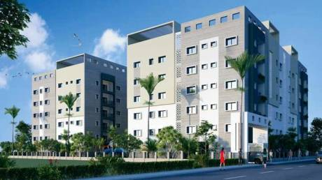 1455 sqft, 3 bhk Apartment in Builder HIVISION SERENE Kushaiguda, Hyderabad at Rs. 50.9250 Lacs