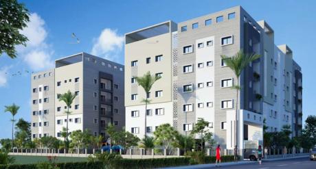 1919 sqft, 3 bhk Apartment in Hivision Serene AS Rao Nagar, Hyderabad at Rs. 67.1650 Lacs