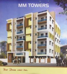 1295 sqft, 2 bhk Apartment in Builder MM TOWERS auto nagar Autonagar Main Road, Visakhapatnam at Rs. 35.0000 Lacs