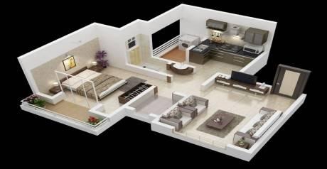 527 sqft, 1 bhk Apartment in Namrata Yashwantnagar Plus Talegaon Dabhade, Pune at Rs. 7000