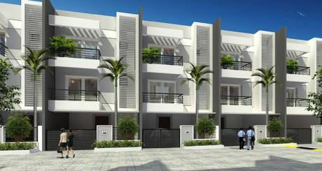 810 sqft, 3 bhk Villa in Builder Project Palanpur Canal Road, Surat at Rs. 11000