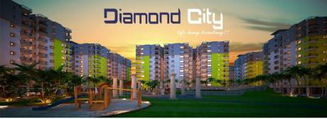 1056 sqft, 2 bhk Apartment in Builder Diamond City Oyna, Ranchi at Rs. 24.5000 Lacs