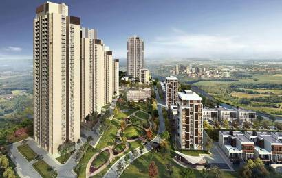 3320 sqft, 4 bhk Apartment in TATA Primanti Sector 72, Gurgaon at Rs. 2.9500 Cr