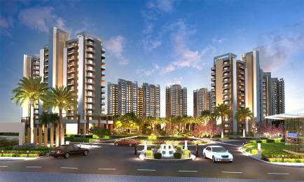 1050 sqft, 2 bhk Apartment in Reputed Rail Vihar Apartment Sector 56, Gurgaon at Rs. 68.0000 Lacs